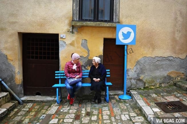 Internet nella vita vera: paesino italiano trasformato in web 0.0