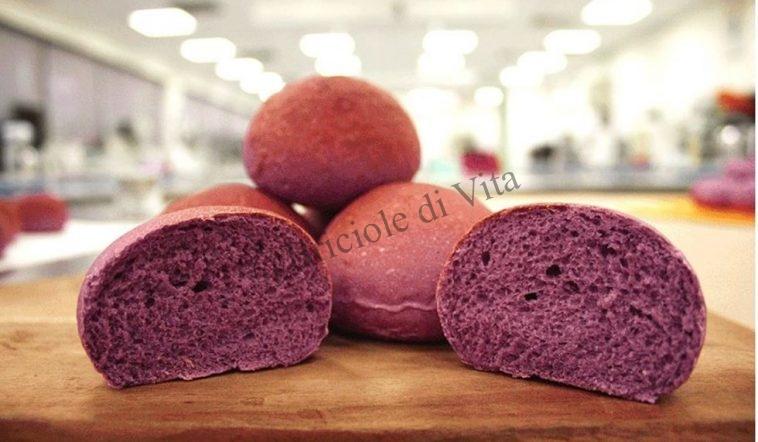 Ecco il pane viola che fa bene alla salute