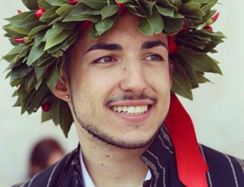 """Lorenzo Nizzi """"Sono il primo sordo laureato con 110 e lode a Pisa. """""""